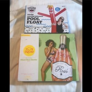 2 Brand New Pool Floats.